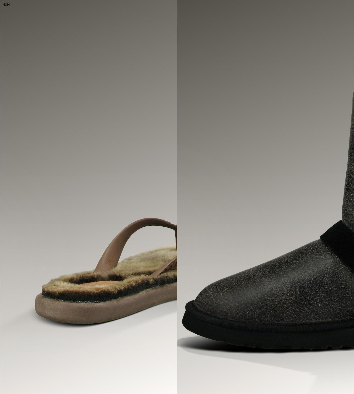botas de agua mujer ugg
