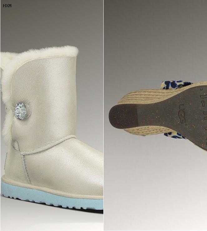 botas de nieve mujer ugg
