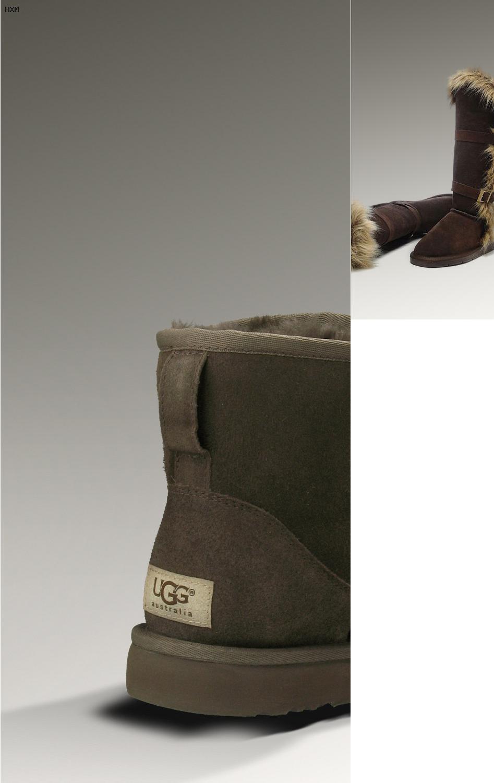 botas para nieve mujer ugg
