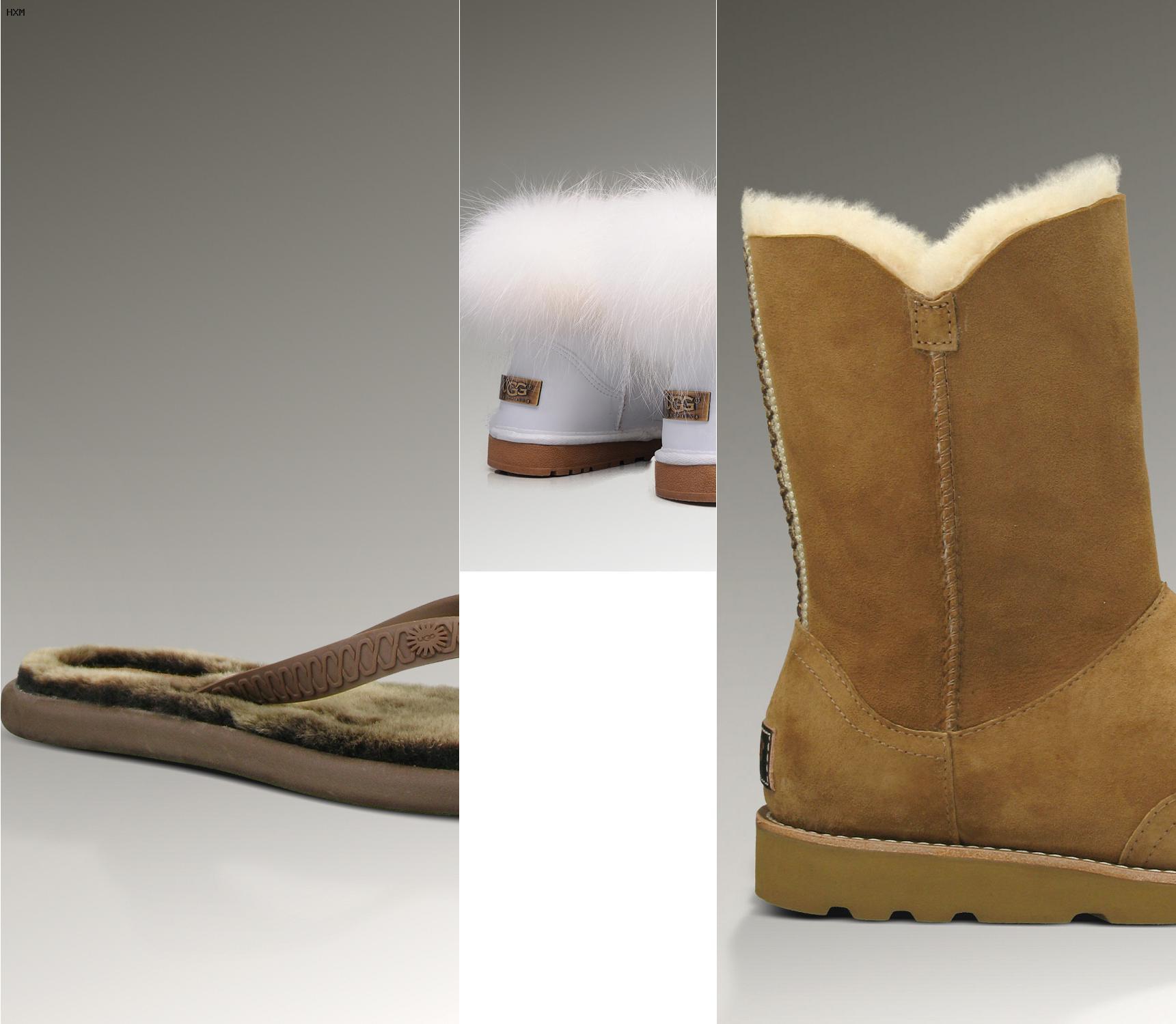 botas ugg piel de oveja