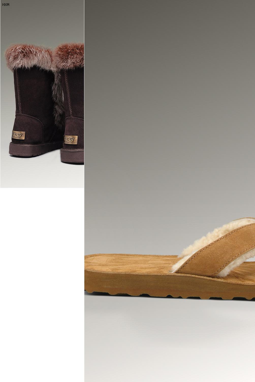 las botas ugg valen para la nieve