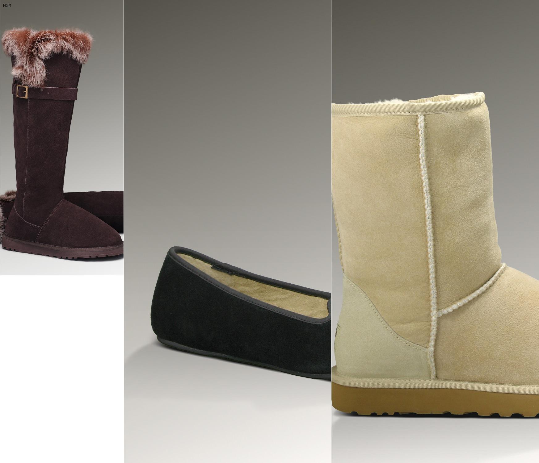 modelos botas ugg