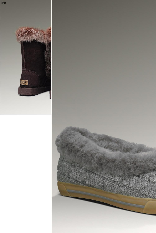 ugg boots niels ii schwarz