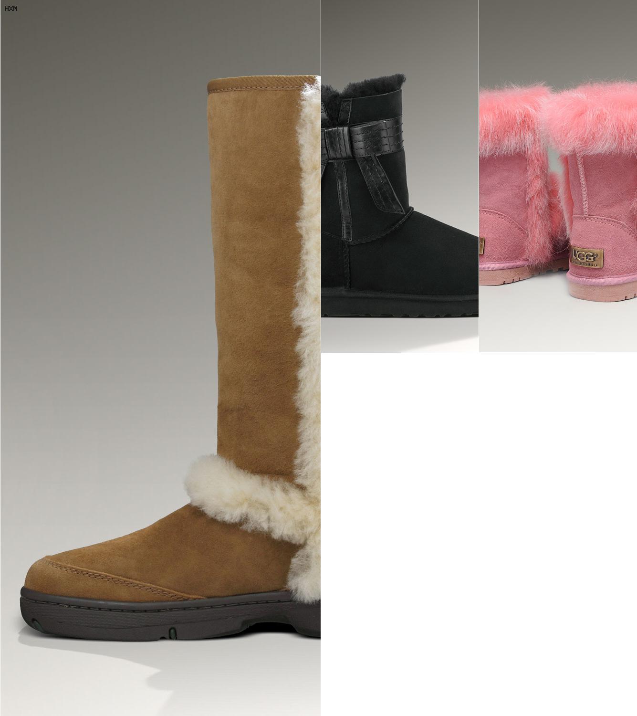ugg boots para nieve