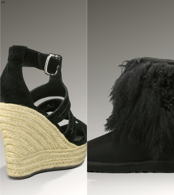 ugg zapatillas mujer